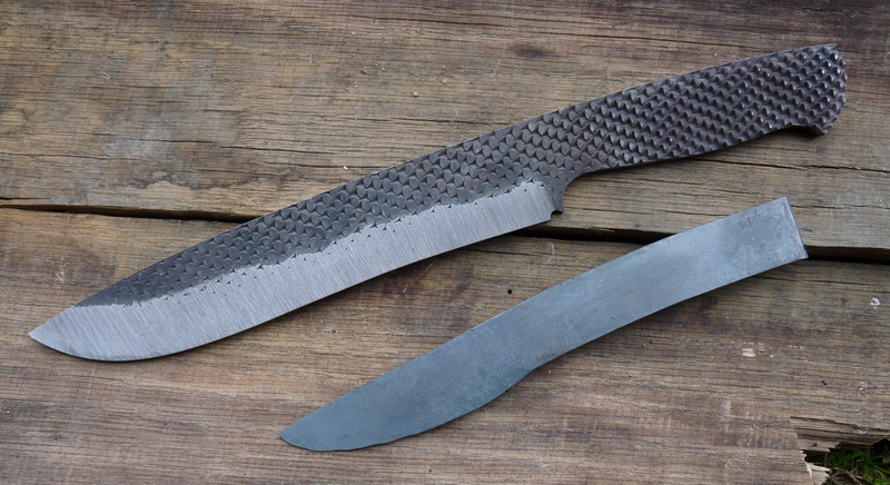 Farriers Knives Made From Rasps